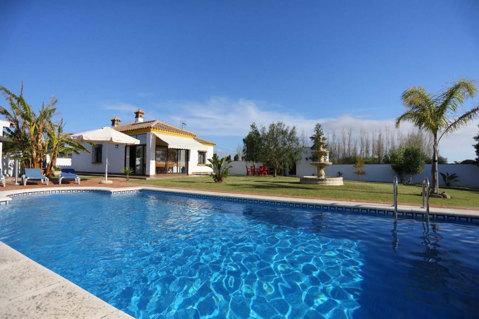 Servicios de Limpieza de piscinas en Madrid