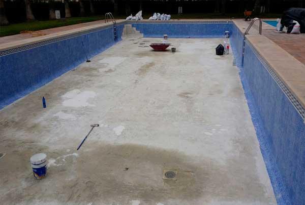 reparacion de piscinas en madrid